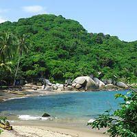 Kolumbiens Karibikküste