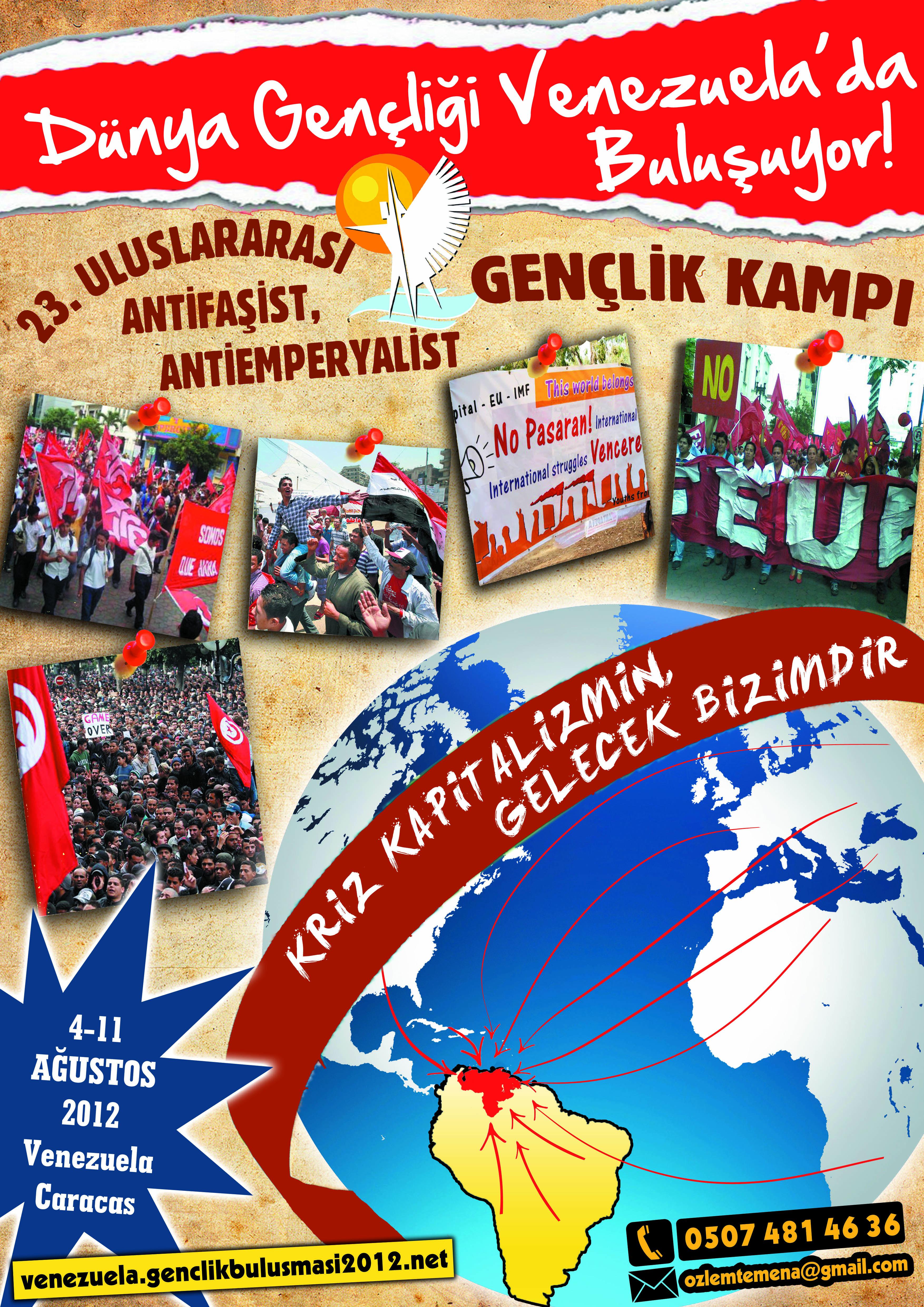 23. AntiFaişist AntiEmperyalist Gençlik Kampı