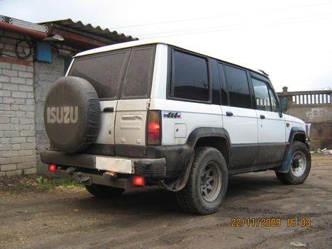 1987 Isuzu Trooper Pictures Cargurus Trooper Used Toyota 4runner Used Toyota
