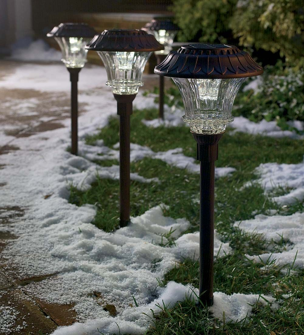 5 Pathway Lighting Tips Ideas Walkway Lights Guide: Solar LED Path Lights