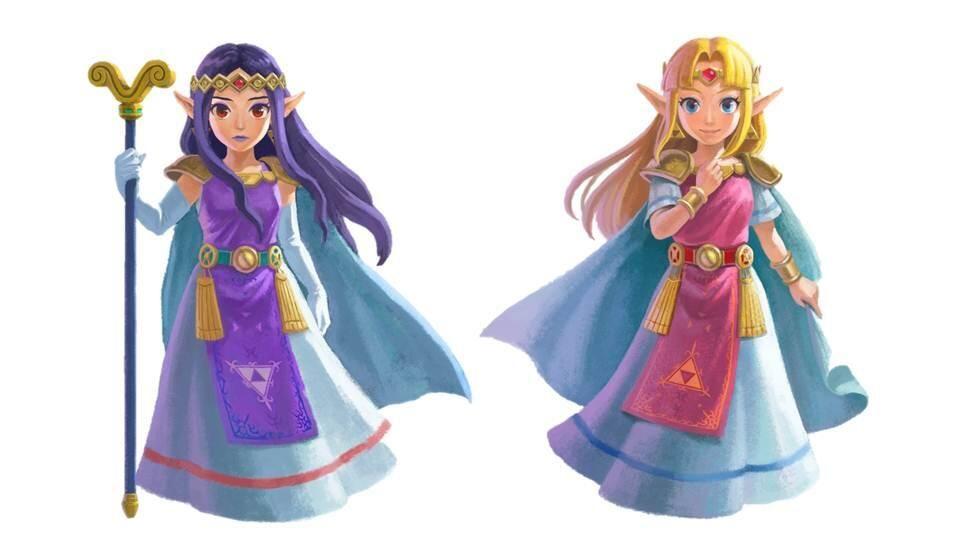 Zelda A Link Between Worlds New Info Trailer Legend Of Zelda
