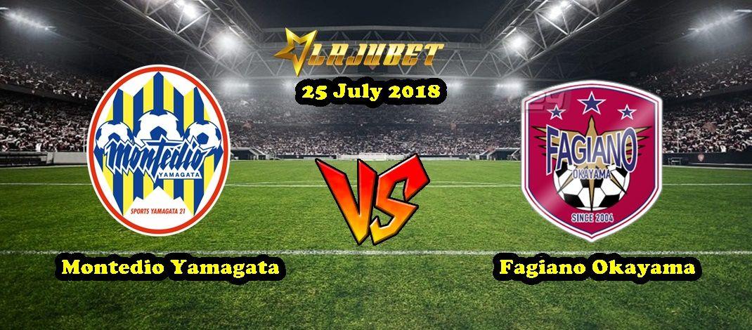 Prediksi Montedio Yamagara vs Fagiano Okayama 25 July 2018