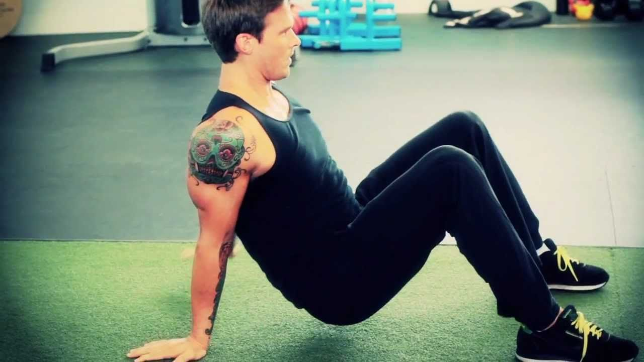 4 Exercises for Summer with Mike Fitch Animal flow