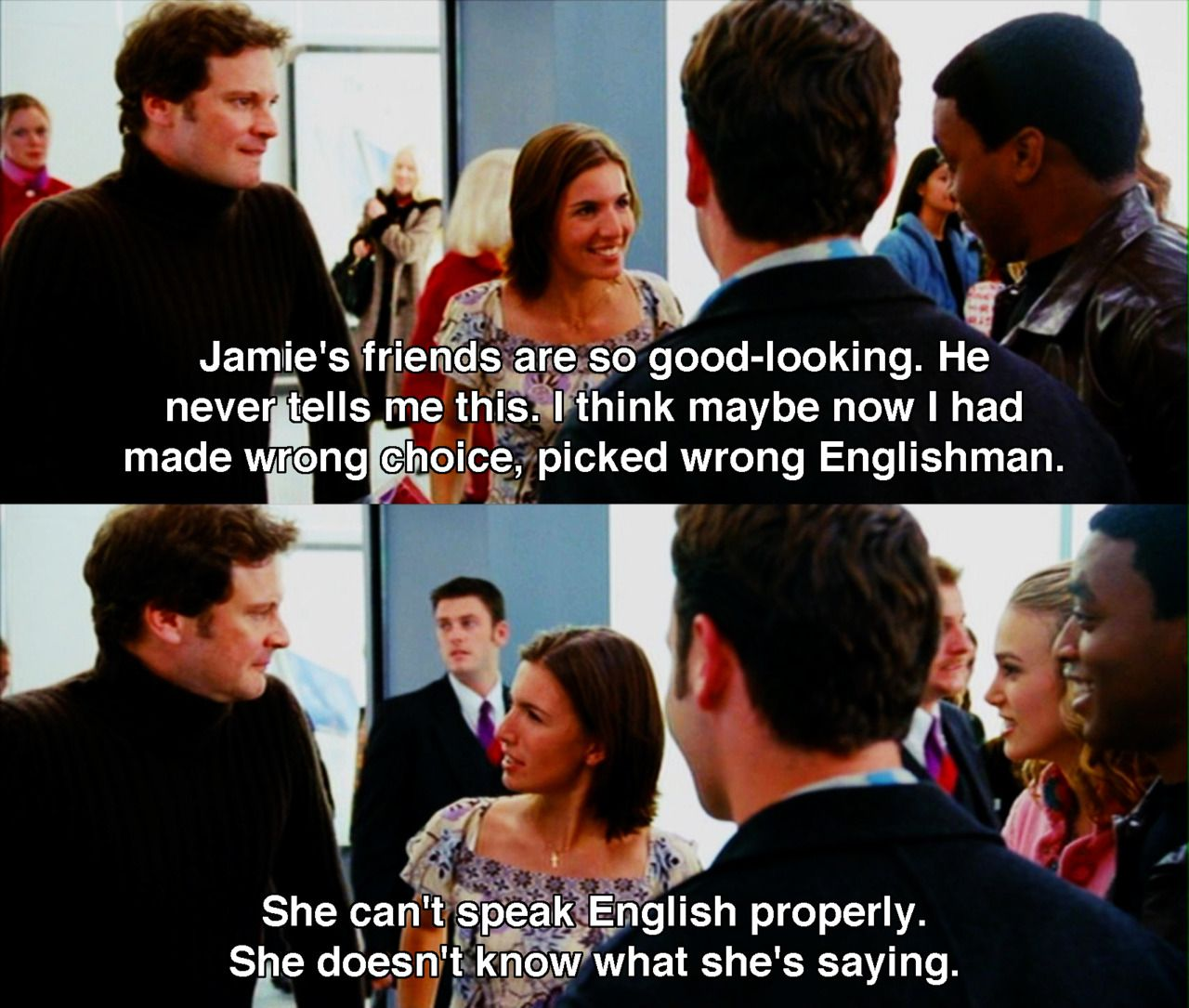 Funny Love Quotes From Movies Wrong Englishman'  Love Actually  Funny Hahah  Pinterest