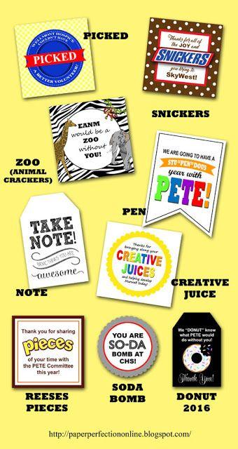 Paper Perfection: Employee Appreciation Gifts #employeeappreciationideas