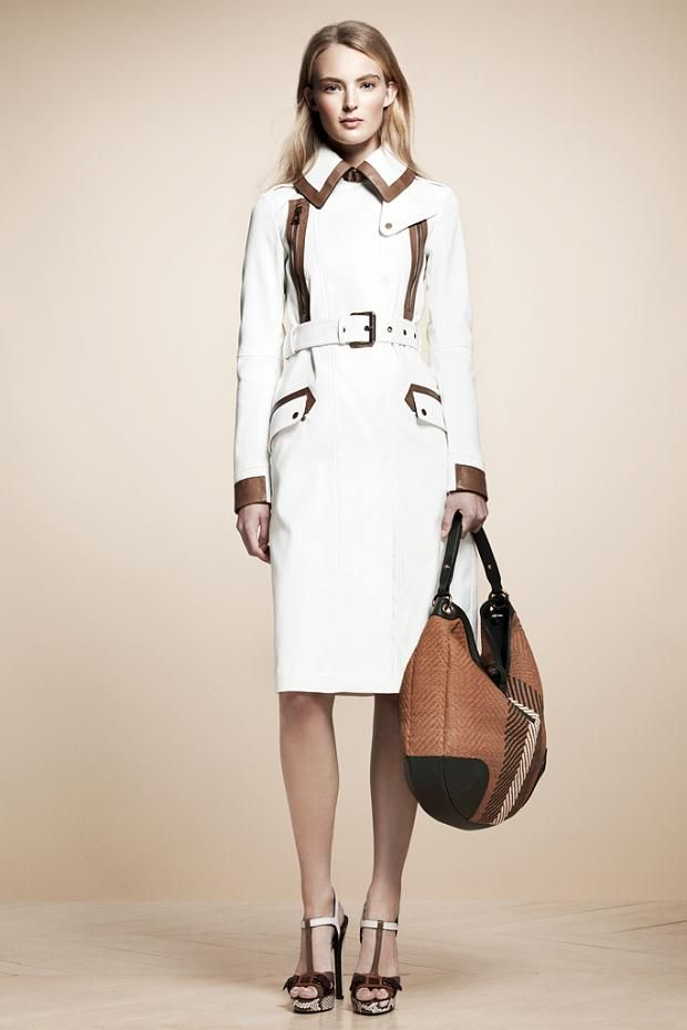 Belstaff Resort 2013. I'm in love with their coats.
