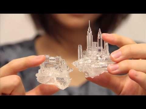Watch Hermit Crabs Crawl Into Glistening Mini New Yorks and Bangkoks | Atlas Obscura