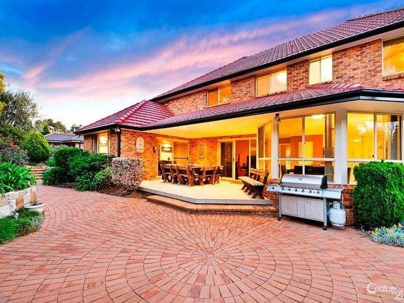 1 Carnarvon Avenue Glenhaven House for Sale in Glenhaven
