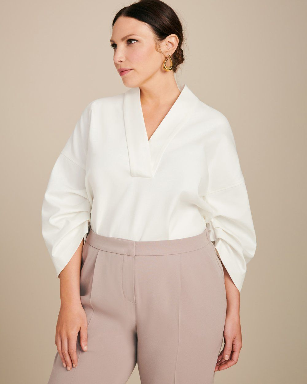440ace4ae63 WORA Blouse in 2019 | My Style | Feminine dress, Fashion, Cream blouse