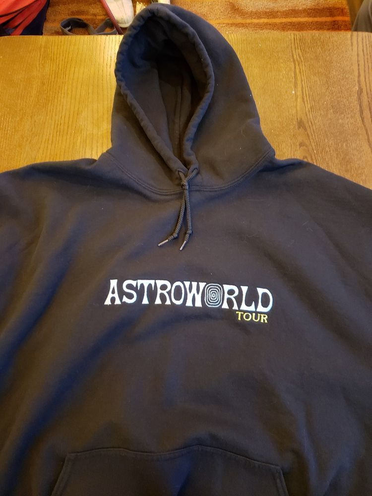 b36c6350fbcd Travis Scott Astroworld Tour Hoodie #fashion #clothing #shoes #accessories  #mensclothing #activewear (ebay link)