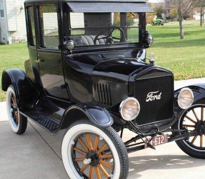 1922 Ford Model T Delivery Truck Coches Y Motocicletas Coches Clasicos Carros De Lujo