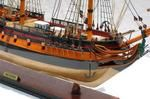 Did you know HMS Surprise is the ship which features in a fictional series by Patrick O'Brian tracing the adventures of Captain Aubrey and surgeon Maturin? Know more at Model Ships!