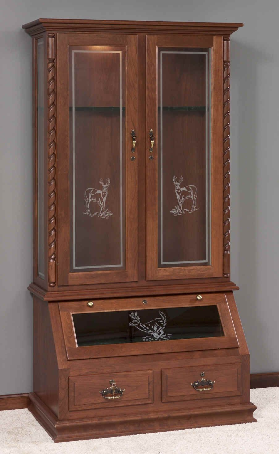 Gun Cabinets And other firearm storage Shop our selection of Gun ...