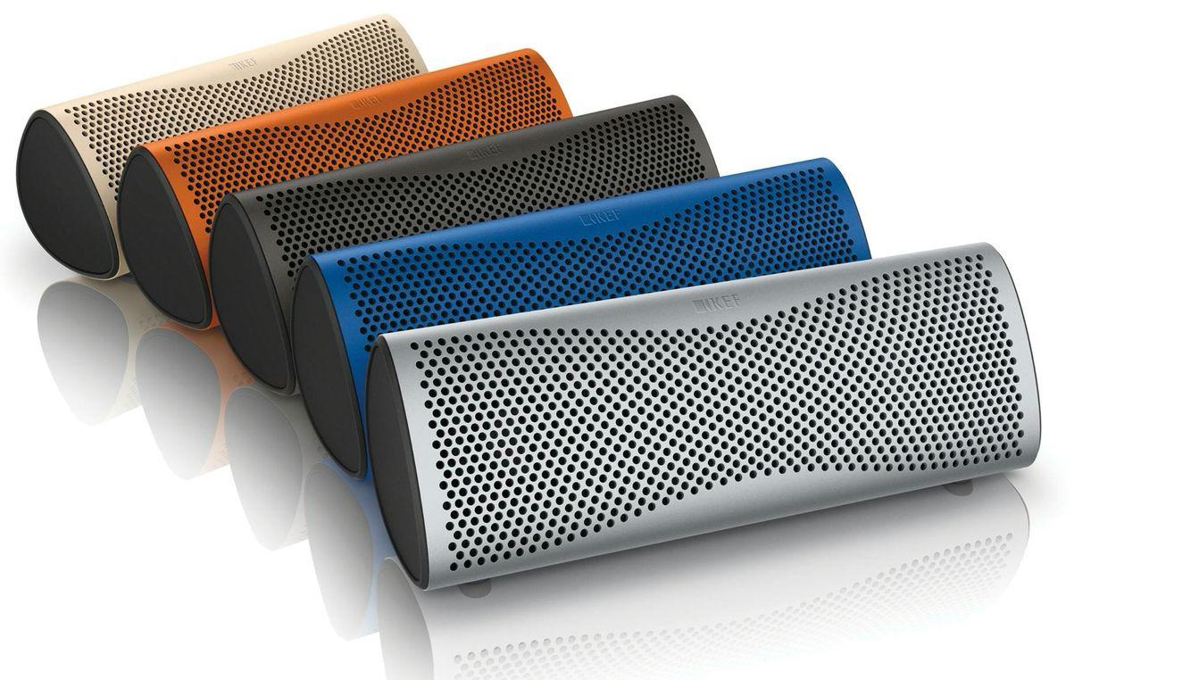 AUDIOPHILE MAN - HIFI NEWS: KEF MUO Wireless Speaker KEF has