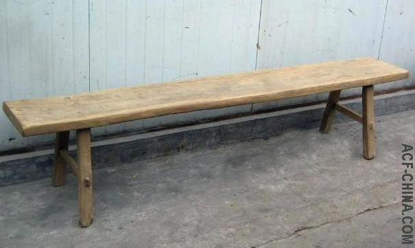 Bon Old Wooden Benches