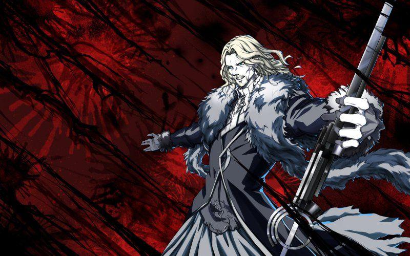Wallpaper Anime boy, Vlad the Impaler, Fate/Apocrypha