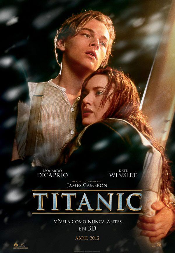 2012 Titanic 3d Peliculas Cine Película Titanic Peliculas En Netflix