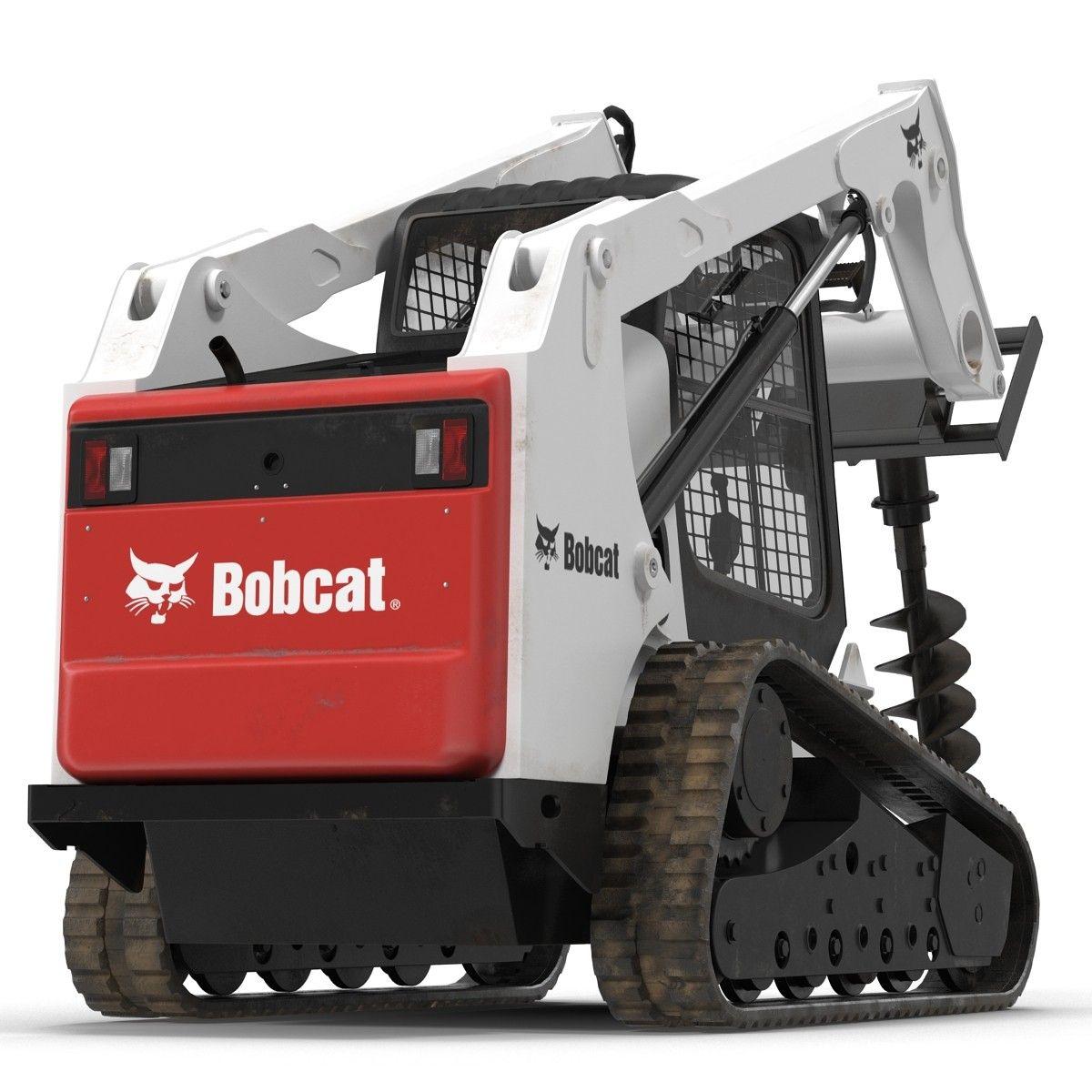 3d model compact tracked loader bobcat skid steer loader training 3d model compact tracked loader bobcat skid steer loader training scissorlift training