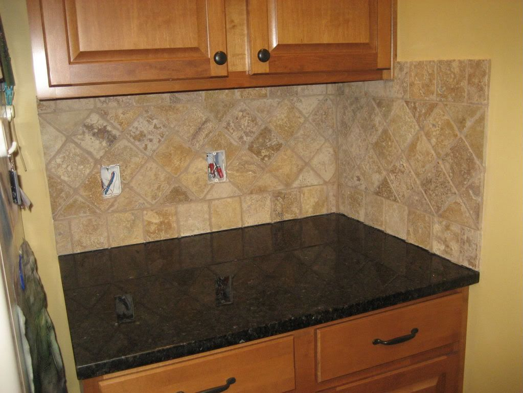Kitchen Backsplash Grout Color backsplash photo: this photo was uploadedriverwade. find