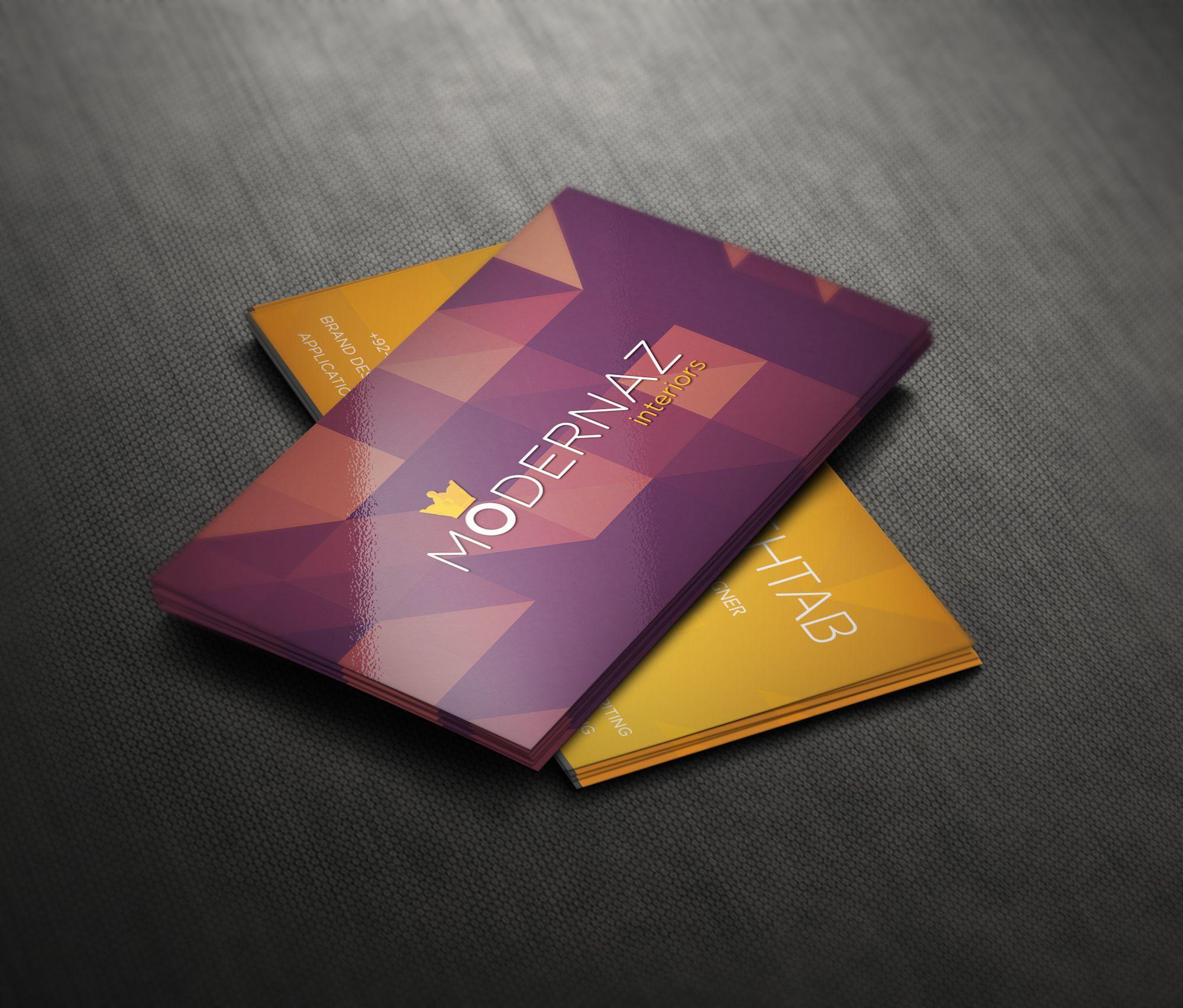 Premium Quality Business Card Design PSD for Free   ARQ ...