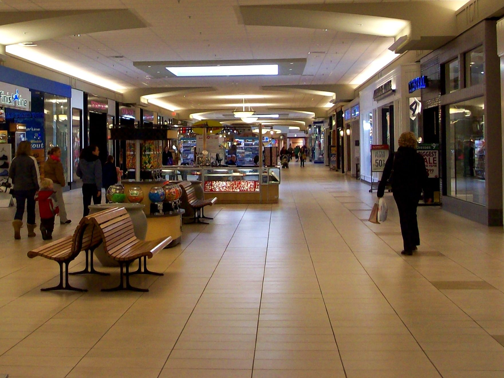 Millcreek Mall Complex Erie Pennsylvania
