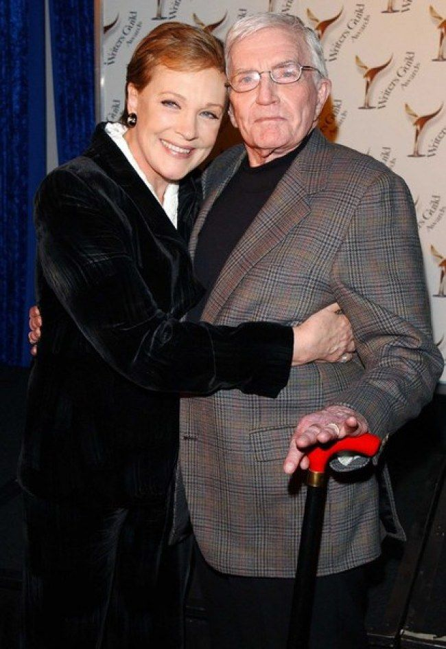Julie Andrews And Blake Edwards Iconic Couples
