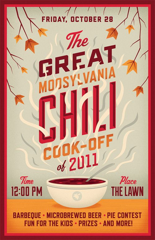 chili cook off poster - Google Search Partaay Pinterest - fresh free chili cook off award certificate template