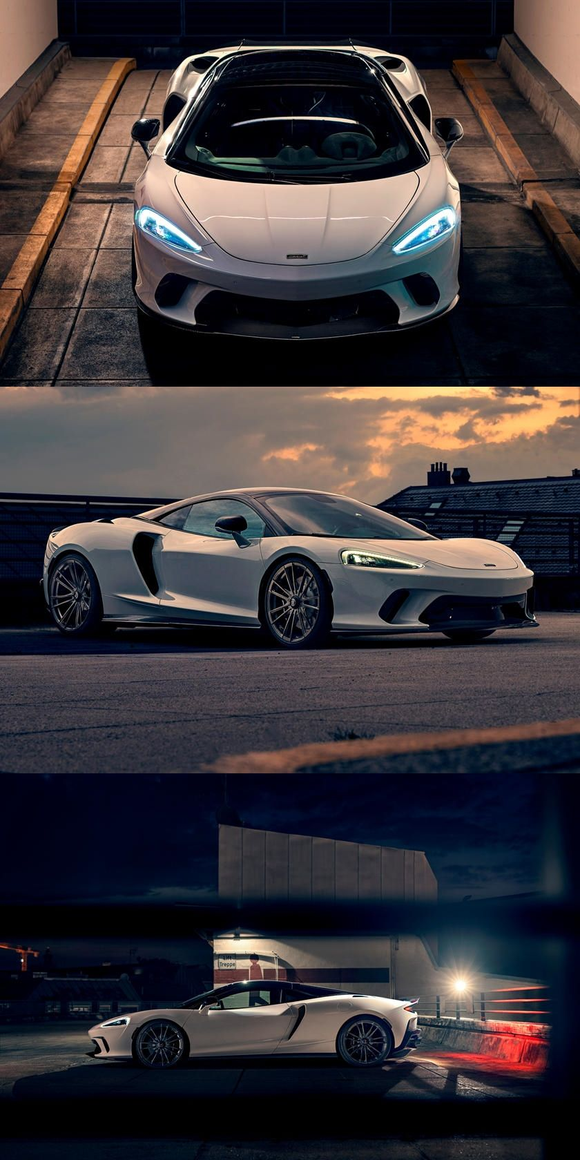 Novitec Takes Mclaren Gt To A Whole New Level More Power New Wheels And Some Carbon Bits Make All The Differe In 2020 Sports Cars Mustang Mclaren Cool Car Backgrounds