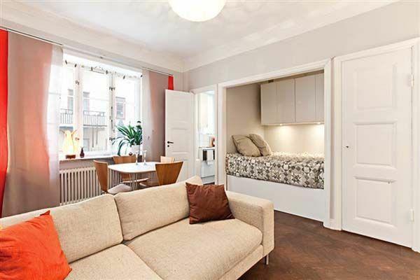 Wohnideen Einraumwohnung einraumwohnung einrichten operieren sie clever mit ihrem raum