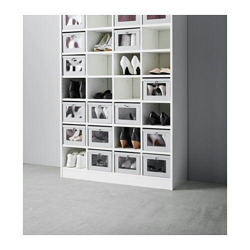 Pax kast schoenen  walkin closet  Ikea Pax kast en