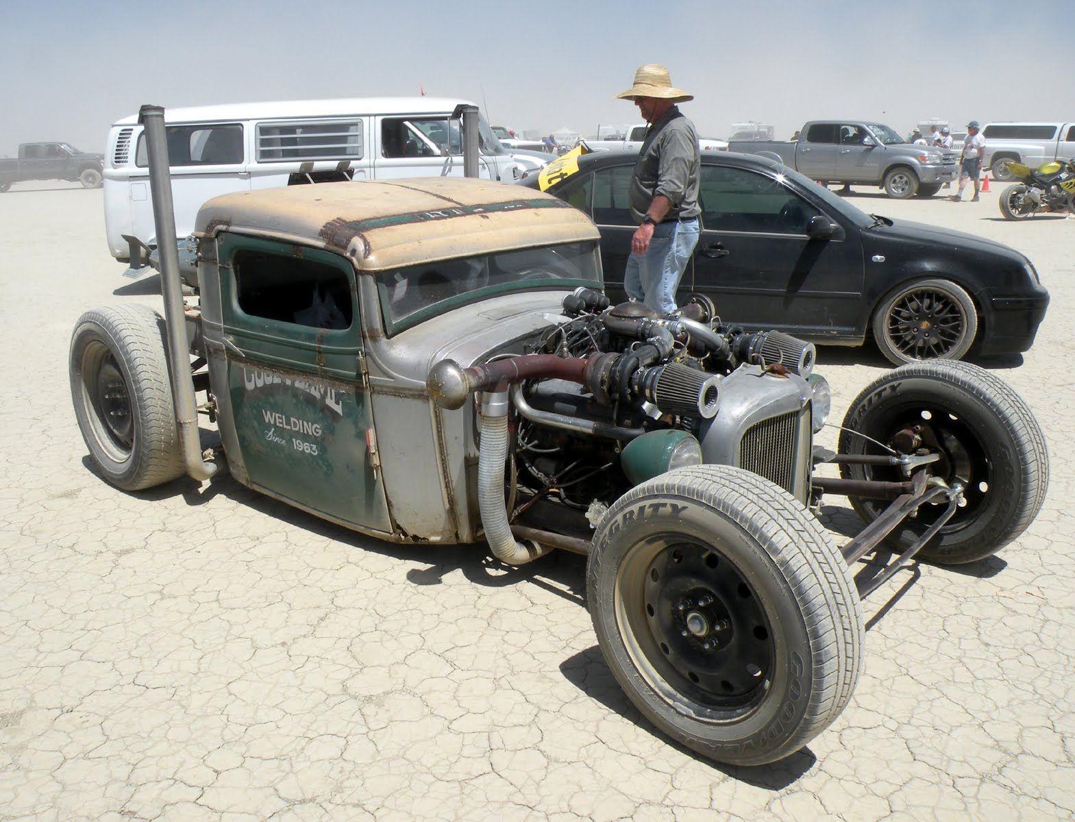 Rat Rod vs Lamborghini Aventador! Roadkill Episode 5 | just cars ...
