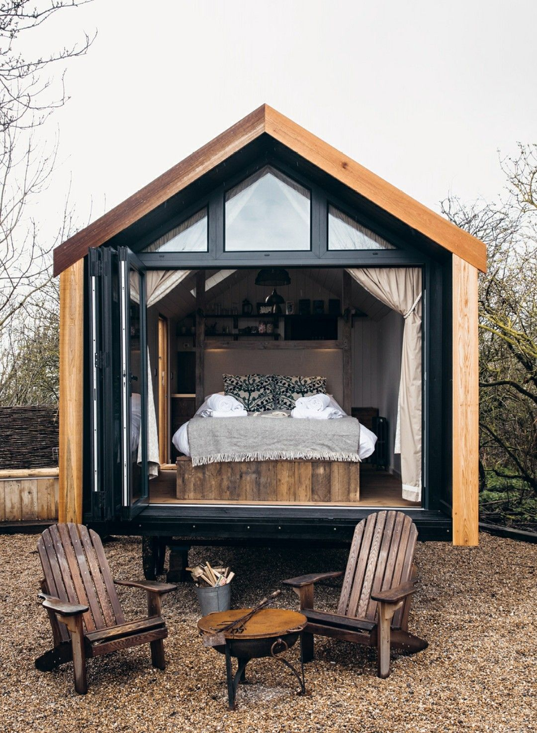 Pin by Xin Xin on Tiny House in 2020 Backyard