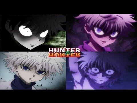 Hunter x hunter 2011 killua assassin mode moments youtube hunter x hunter 2011 killua assassin mode moments youtube voltagebd Image collections