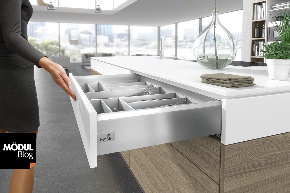 Armon a m xima para tu cocina con silent system de hettich cocinas integrales m dul studio - Muebles de cocina alemanes ...