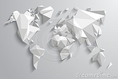 Triangle world by horvath zoltan via dreamstime 3d pinterest app design gumiabroncs Images