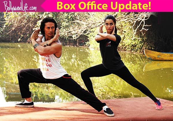 Baaghi box office collection: Tiger Shroff and Shraddha Kapoors thriller mints Rs 45.30 crore in 4 days!