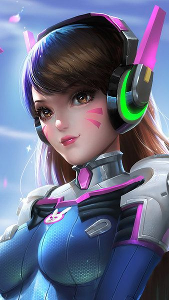 D Va Sombra Overwatch 4k Click Image For Hd Mobile And Desktop Wallpaper 3840x2160 In 2020 Overwatch Wallpapers Overwatch Fan Art All Anime Characters