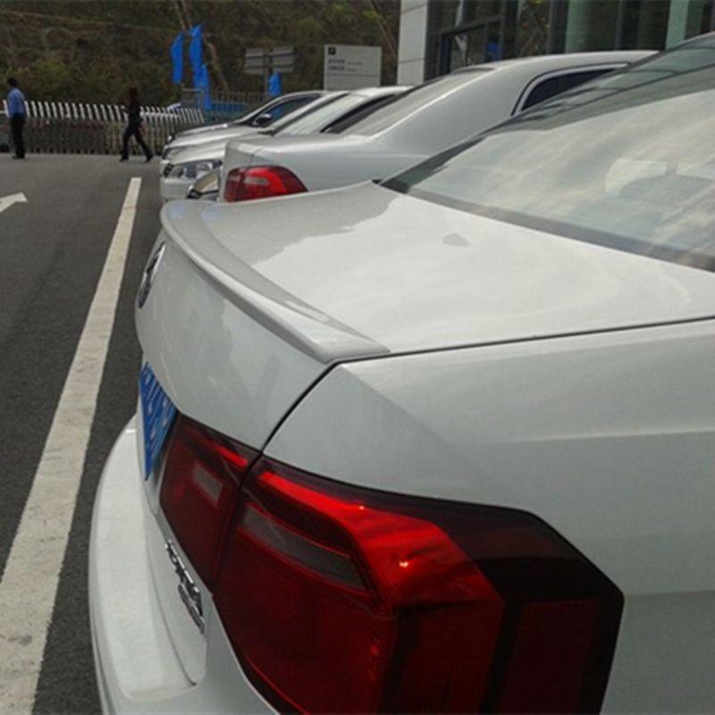 Car Accessories For Skoda Superb 2015 2016 Abs Plastic Unpainted