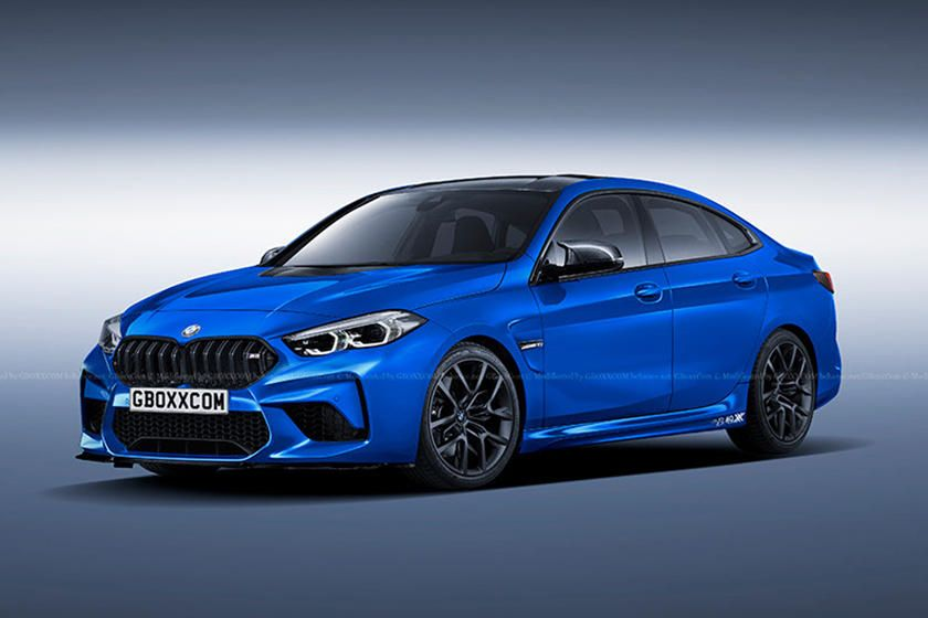 Bmw M2 Gran Coupe Rendered But Unlikely To Happen Bmw Gran