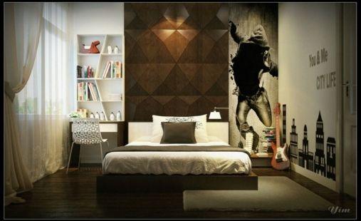 schlafzimmer Deko - Stadtleben | D | Pinterest