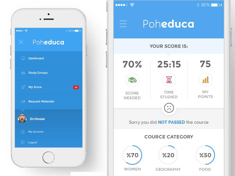 E Learning Mobile App Ui App Ui Mobile App Mobile App Design