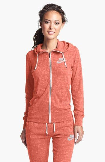 Nike 'Gym Vintage' Hoodie available at #Nordstrom | Ropa