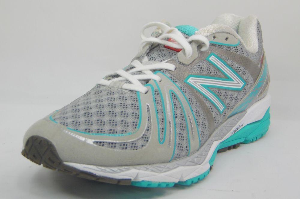another chance e195c 1b2ba New Balance 890 Women s Running Shoes W890SG2 Silver Turquoise White Size 8  2A  NewBalance  RunningCrossTraining