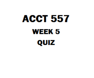 Acct  Week  Quiz   Tco D Lease Methods Of Accounting Are