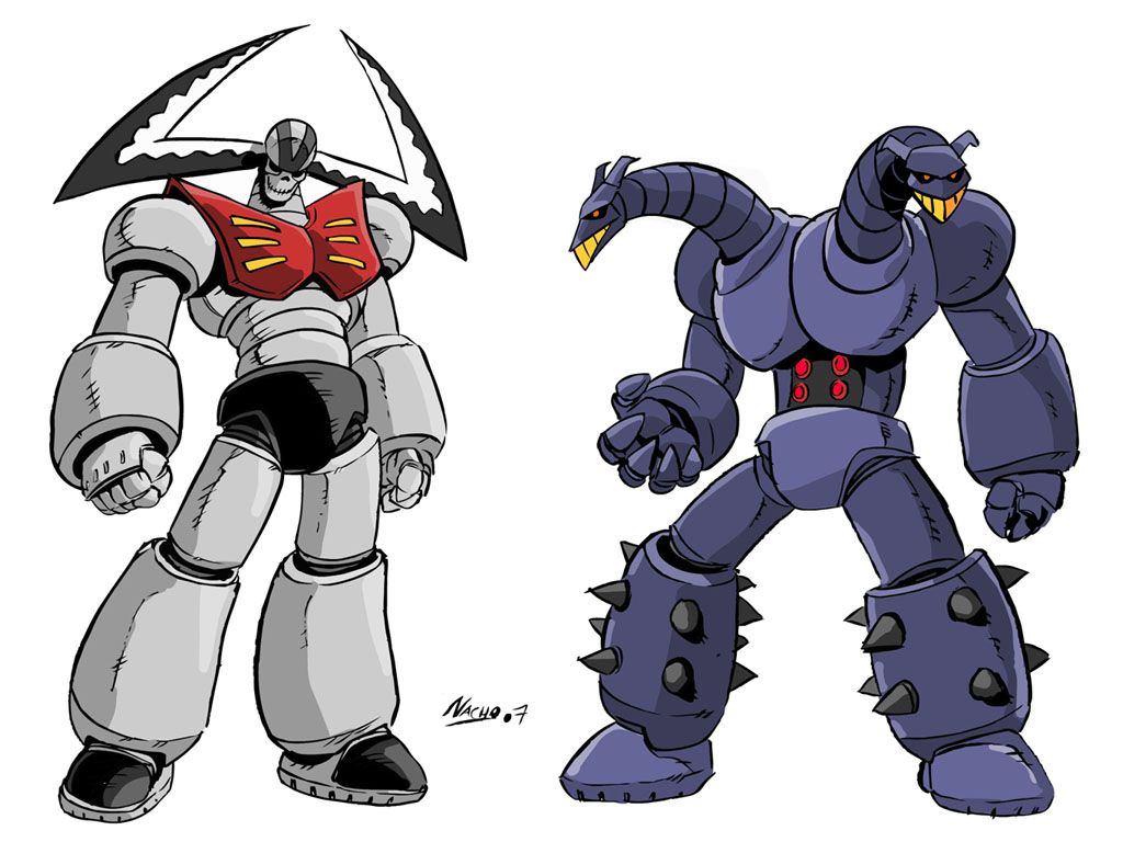 Mazinger z coloring pages - Find This Pin And More On Marvel Anime And Dc Comics By Carnage123 Another Reminding From Mazinger Z