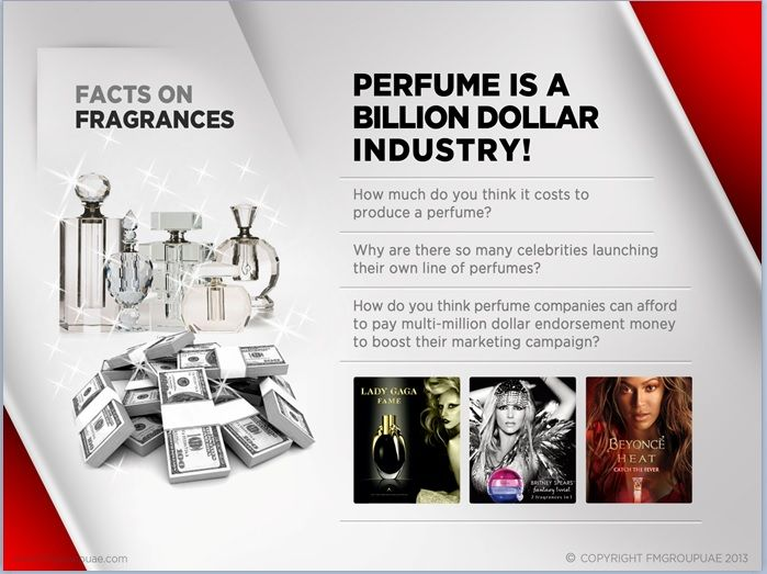 The facts of fragrances are a billions dollar industry. But FM Perfume is so AFFORDABLE