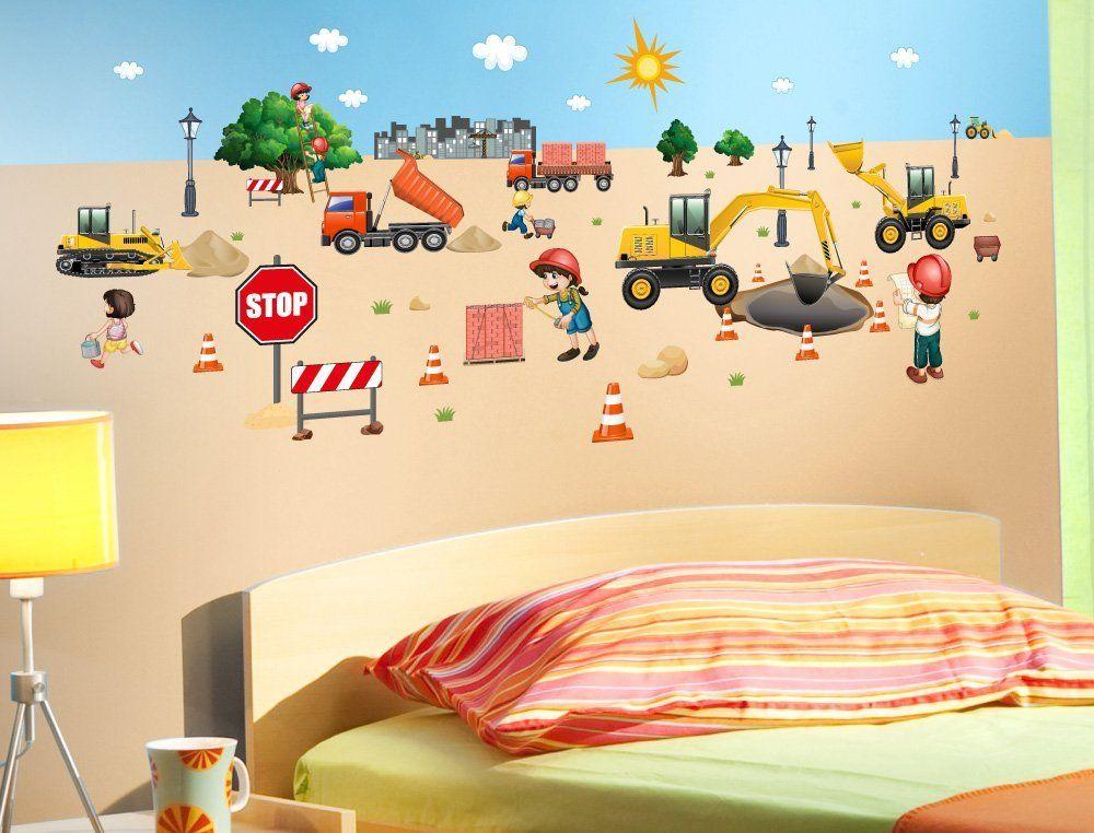 Wandsticker Kinderzimmer \