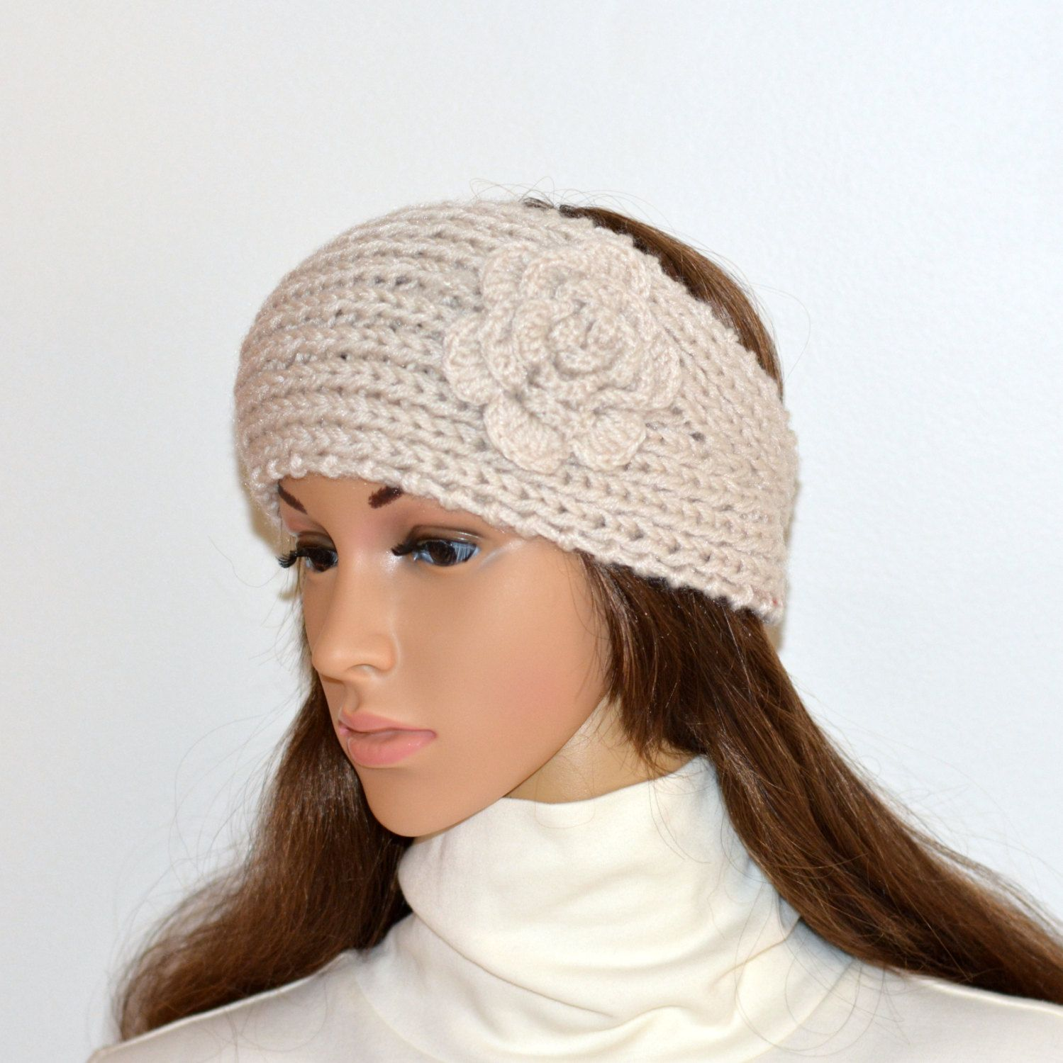 Free Crochet Ear Warmer Pattern With Button Closure Unique Inspiration Design