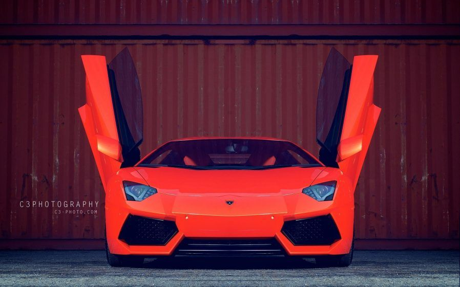 Backgrounds Lamborghini Aventador Suppercar Photo Photoshop Hd On