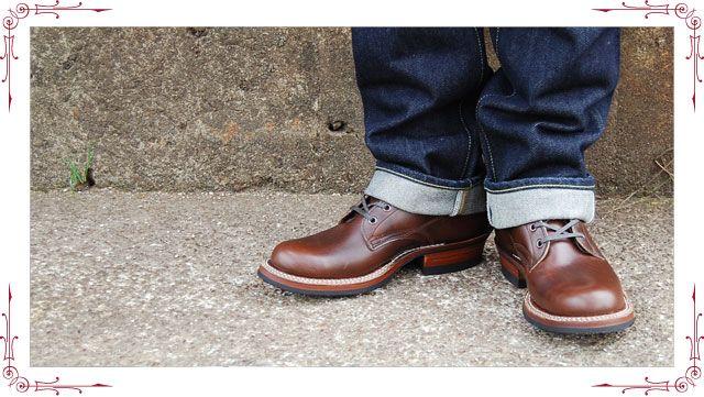 Semi-dress | WHITE'S boots | Pinterest